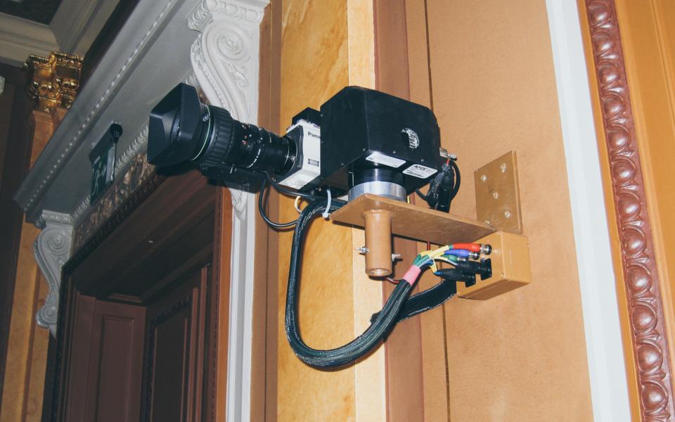 Riksdagen-Kameramontage